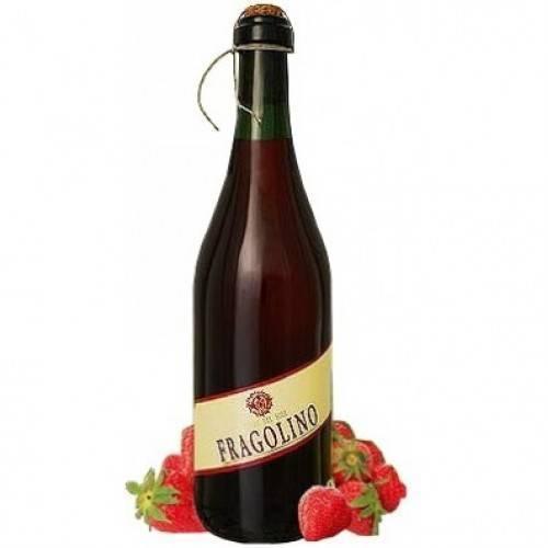 Игристое вино Фраголино (Fragolino) — шампанское, покорившее женские сердца