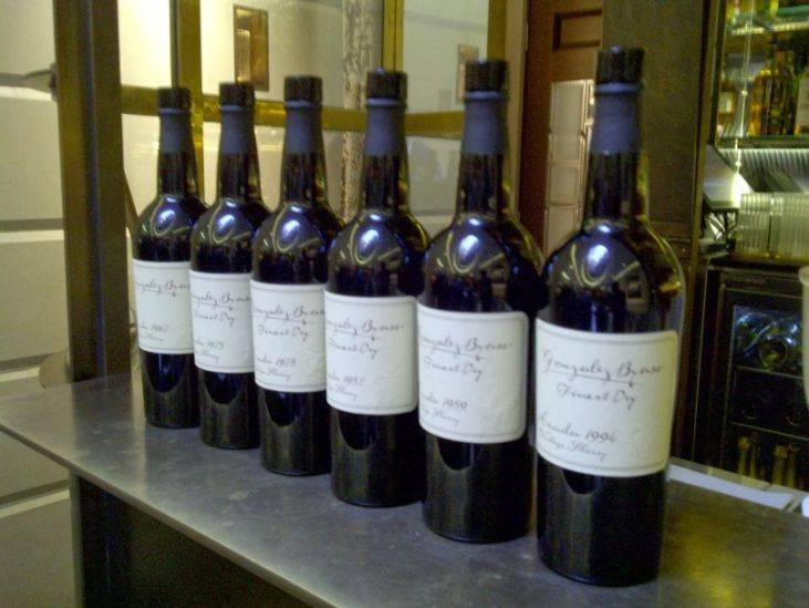 Хересный бренди (brandy de jerez) – испанский «коньяк» с местными особенностями