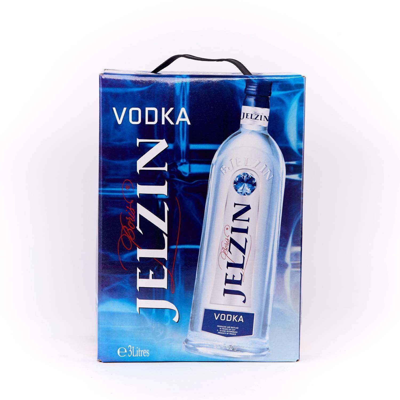 Водка jelzin и ее особенности