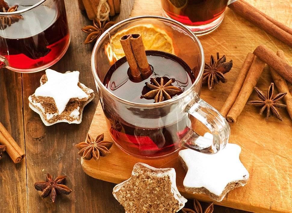 Рождественские напитки стран мира: