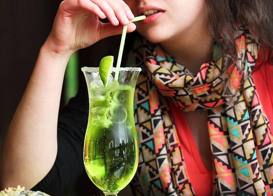 Зеленая фея коктейль состав — история алкоголя