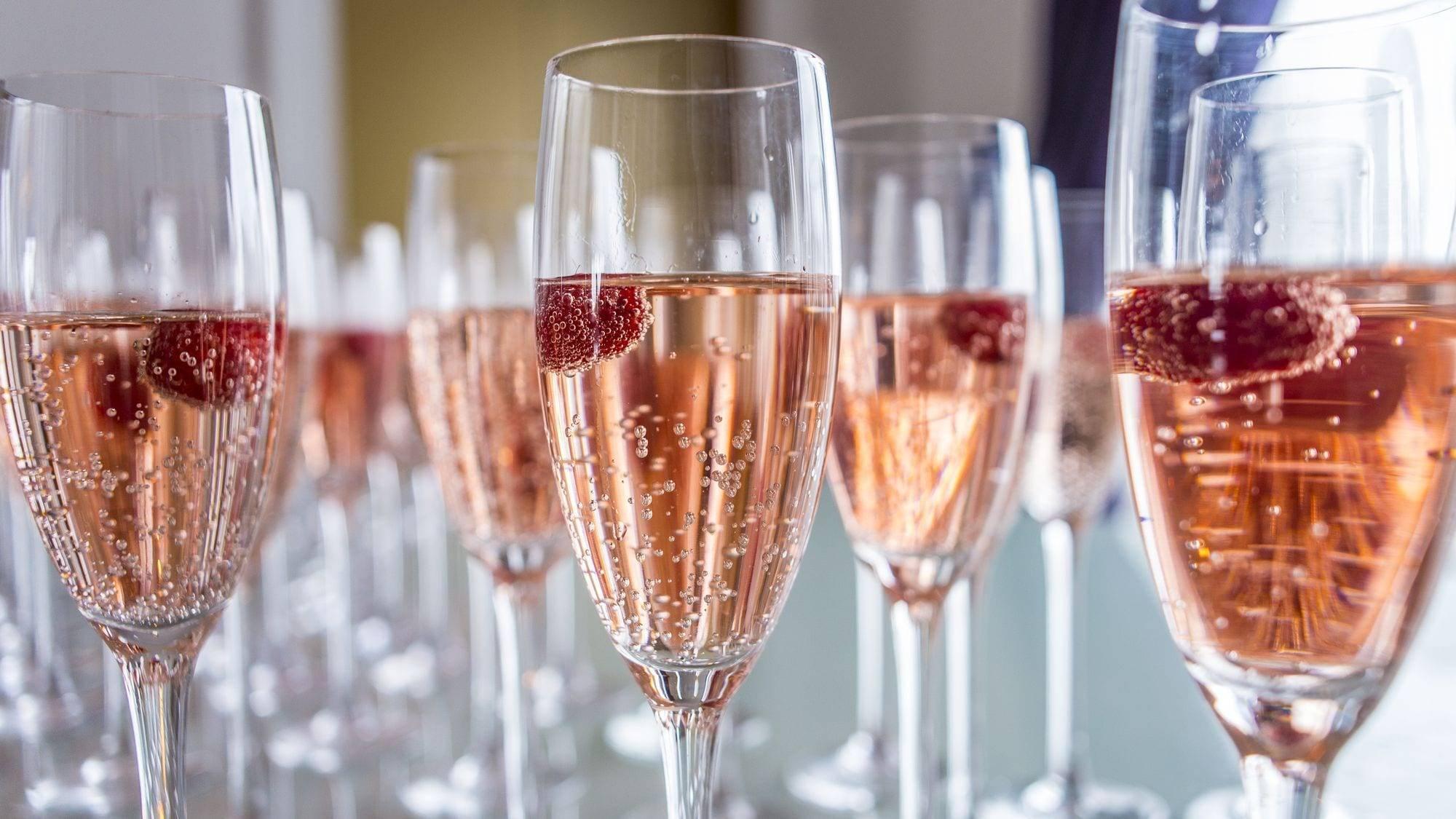 Розовое шампанское: что это, обзор вкуса 8 популярных марок ⛳️ алко профи