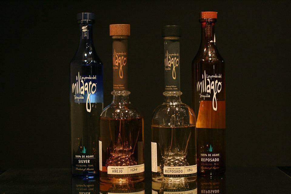 Текила milagro silver — история алкоголя