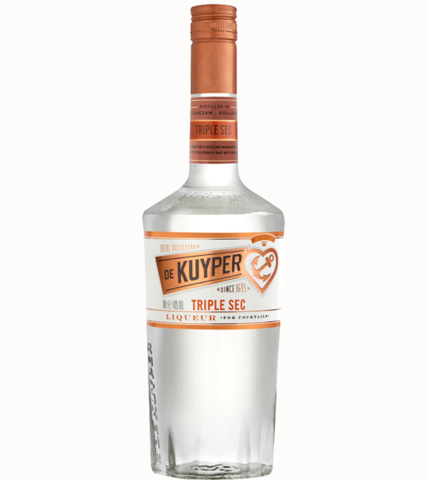 Ликер трипл сек (triple sec): понятие и рецепты коктейлей