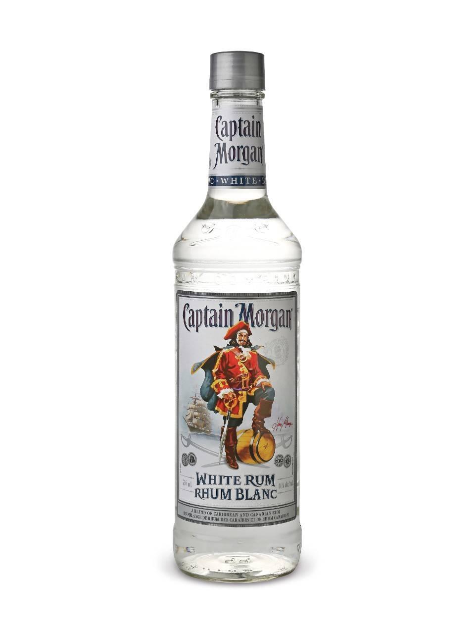 Ром капитан морган (captain morgan): история и виды марки