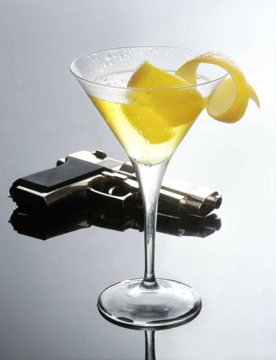 Рецепт коктейля грязный мартини (dirty martini cocktail)