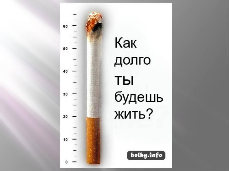 Попыхтим: правдивые факты о курении