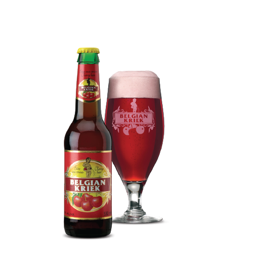 Вишневое пиво kriek уникальный продукт из сердца бельгии
