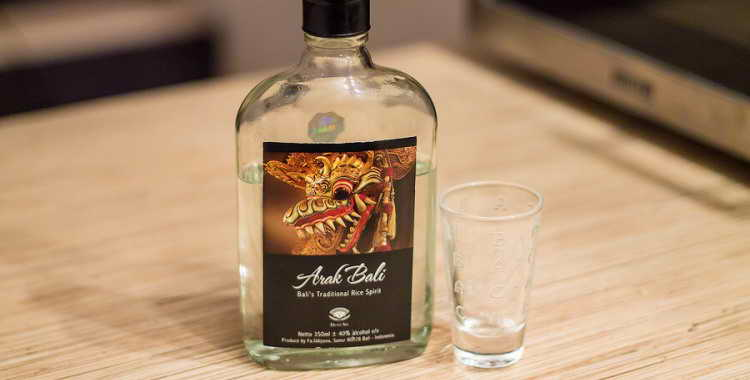 Осетинская арака: arrack drink
