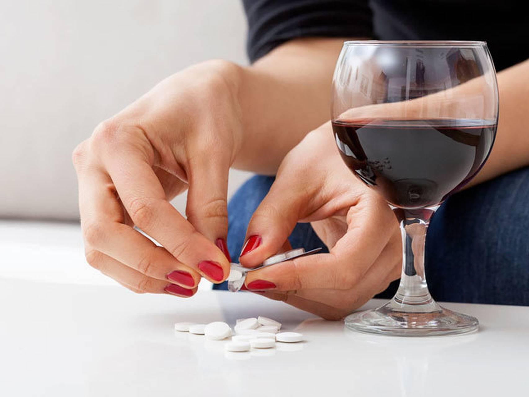 Алкоголь и антибиотики — можно ли их совмещать?