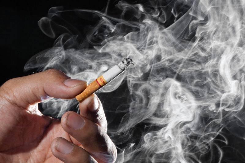 Cигареты без никотина