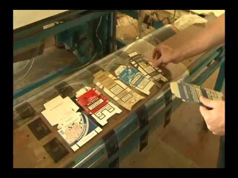 Станок для изготовления сигарет в домашних условиях – производство табака