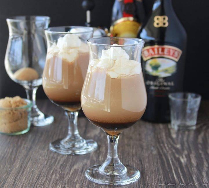 Как приготовить кофе с бейлисом