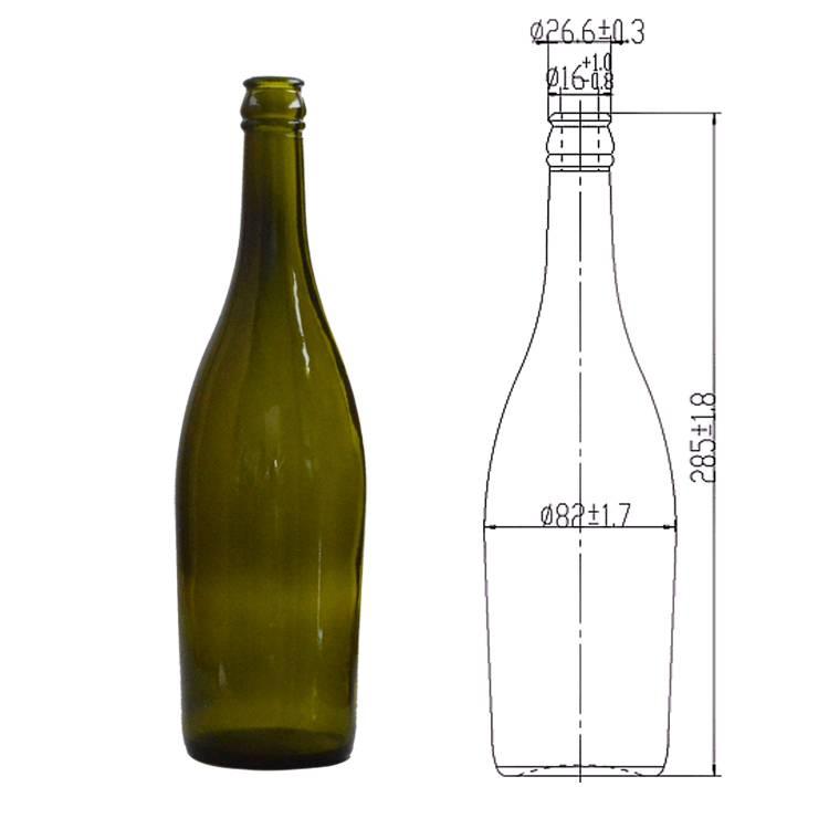 Высота бутылки вина: стандартный размер, объем, диаметр, длина в сантиметрах и название посуды