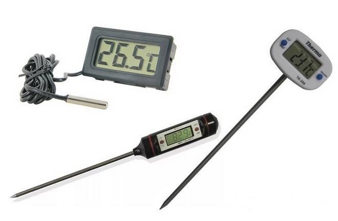 Термометр для самогонного аппарата – какую задачу выполняет измерительный прибор