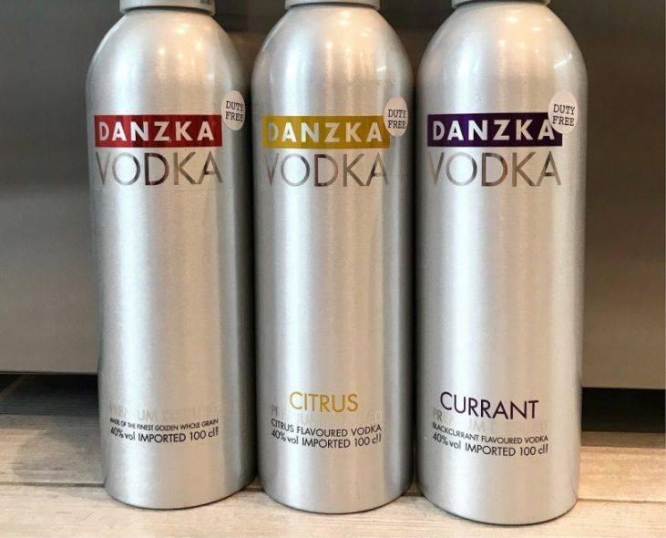 Водка danzka (данска): описание, отзывы, цена и где купить