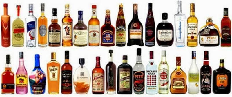 Чем разбавляют ром: варианты коктейлей, особенности употребления