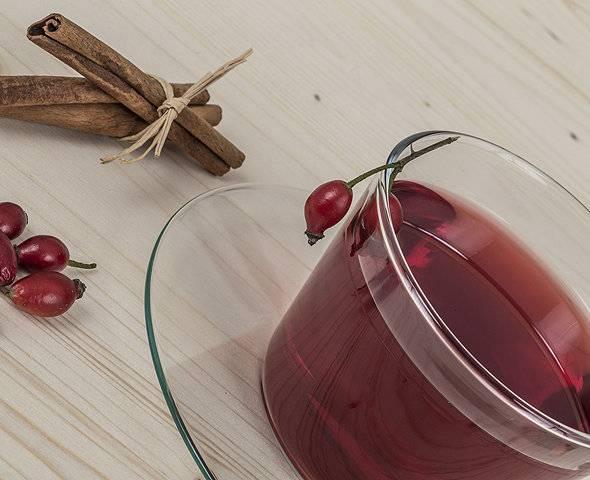 Отвар шиповника из сухих плодов (пошаговый рецепт с фото) - pro vkusnyashki