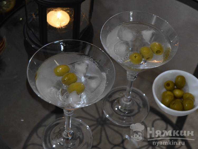 Простой рецепт мартини в домашних условиях