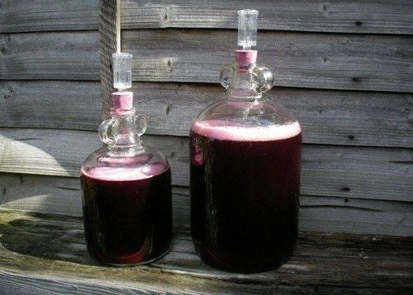 Что делать, если вино перестало бродить, не бродит или бродит плохо