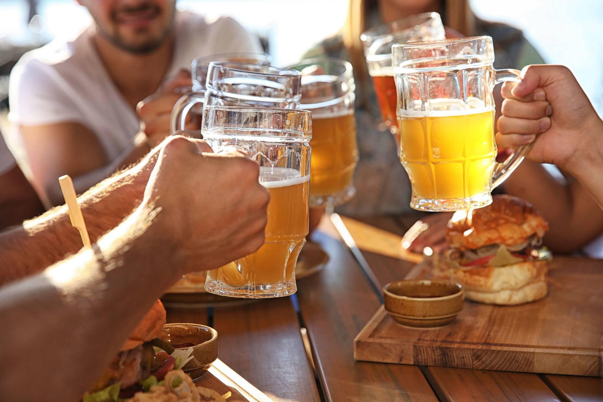 С чем выпить пива: пивные закуски с рецептами их приготовления