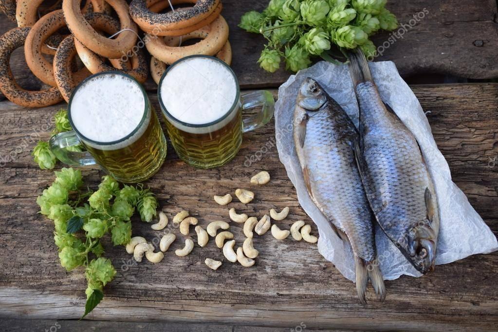Названия рыбы к пиву