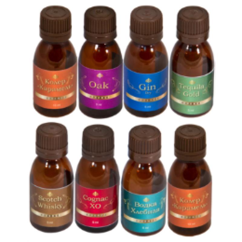 Разновидности и характеристики ароматизаторов для самогона