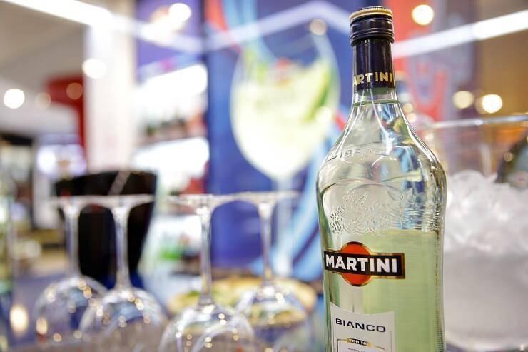Мартини: градусы алкоголя, сколько процентов алкоголя в мартини