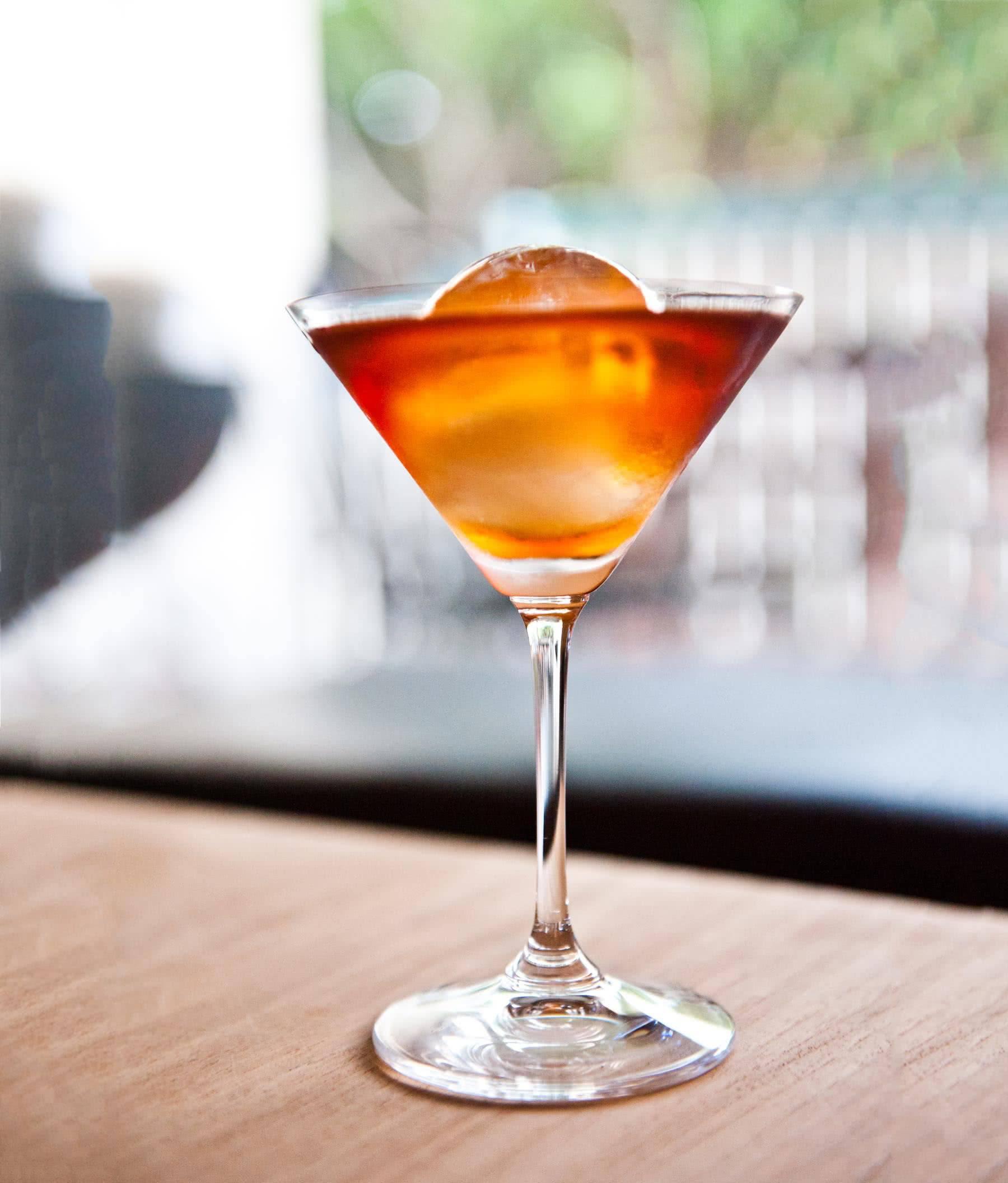 Коктейль манхэттен – 4 рецепта знаменитого напитка - советы