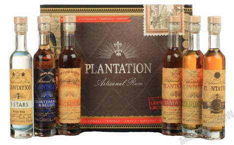 Ром «plantation» (плантейшн): описание, отзывы и стоимость