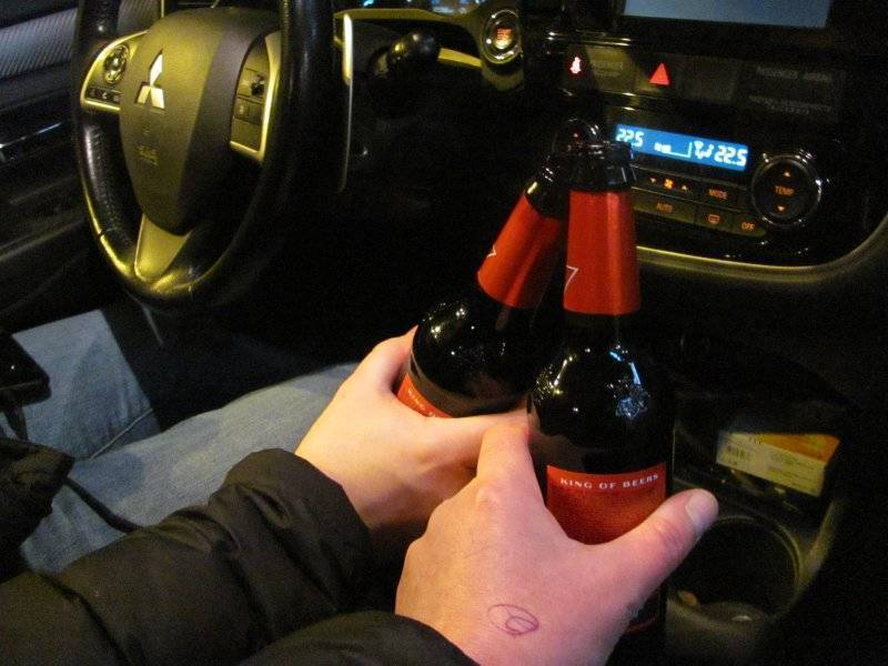 Можно ли пить безалкогольное пиво за рулем в 2020 году?