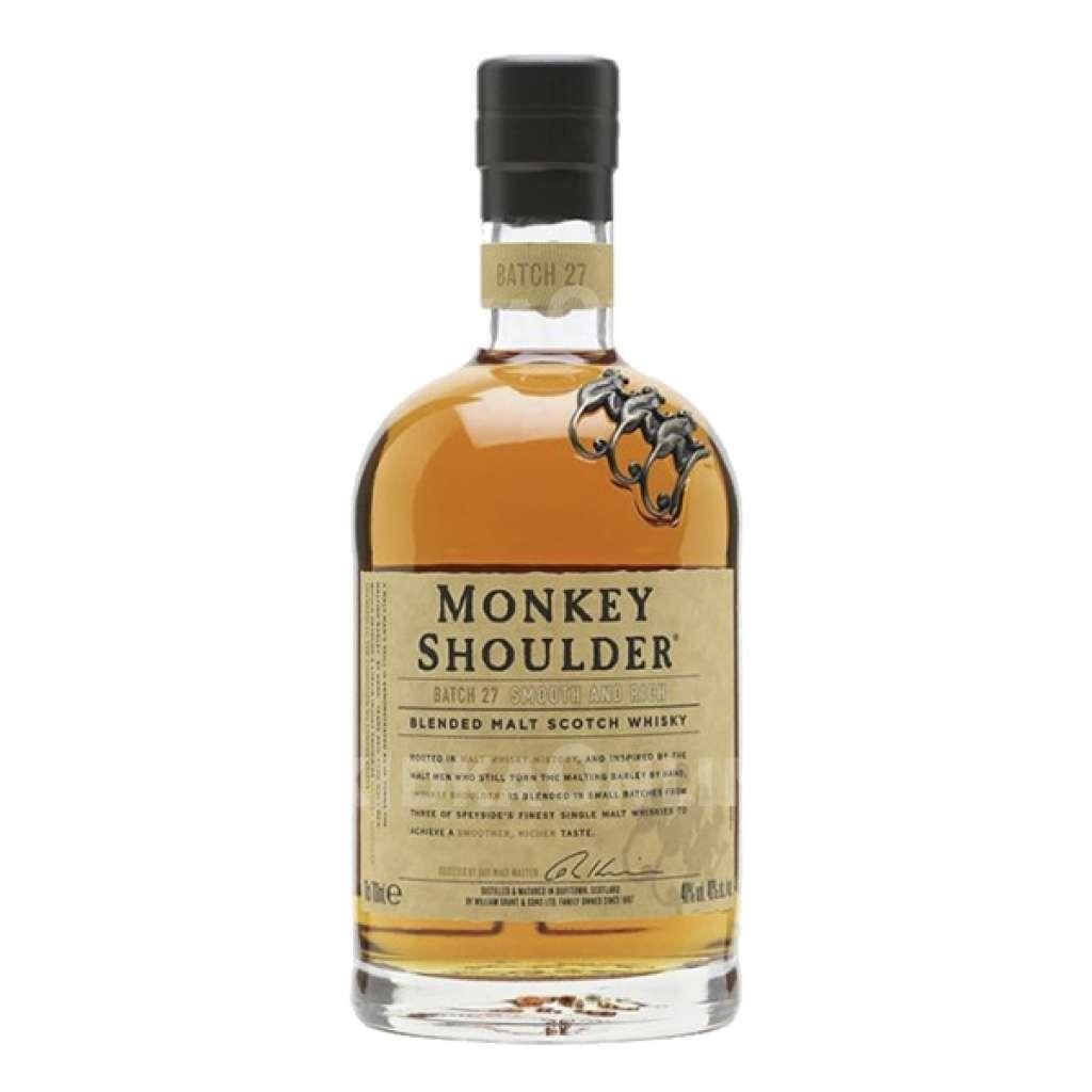 Monkey shoulder: или как завоевать сердца любителей виски. особености напитка, как пить и чем закусывать.