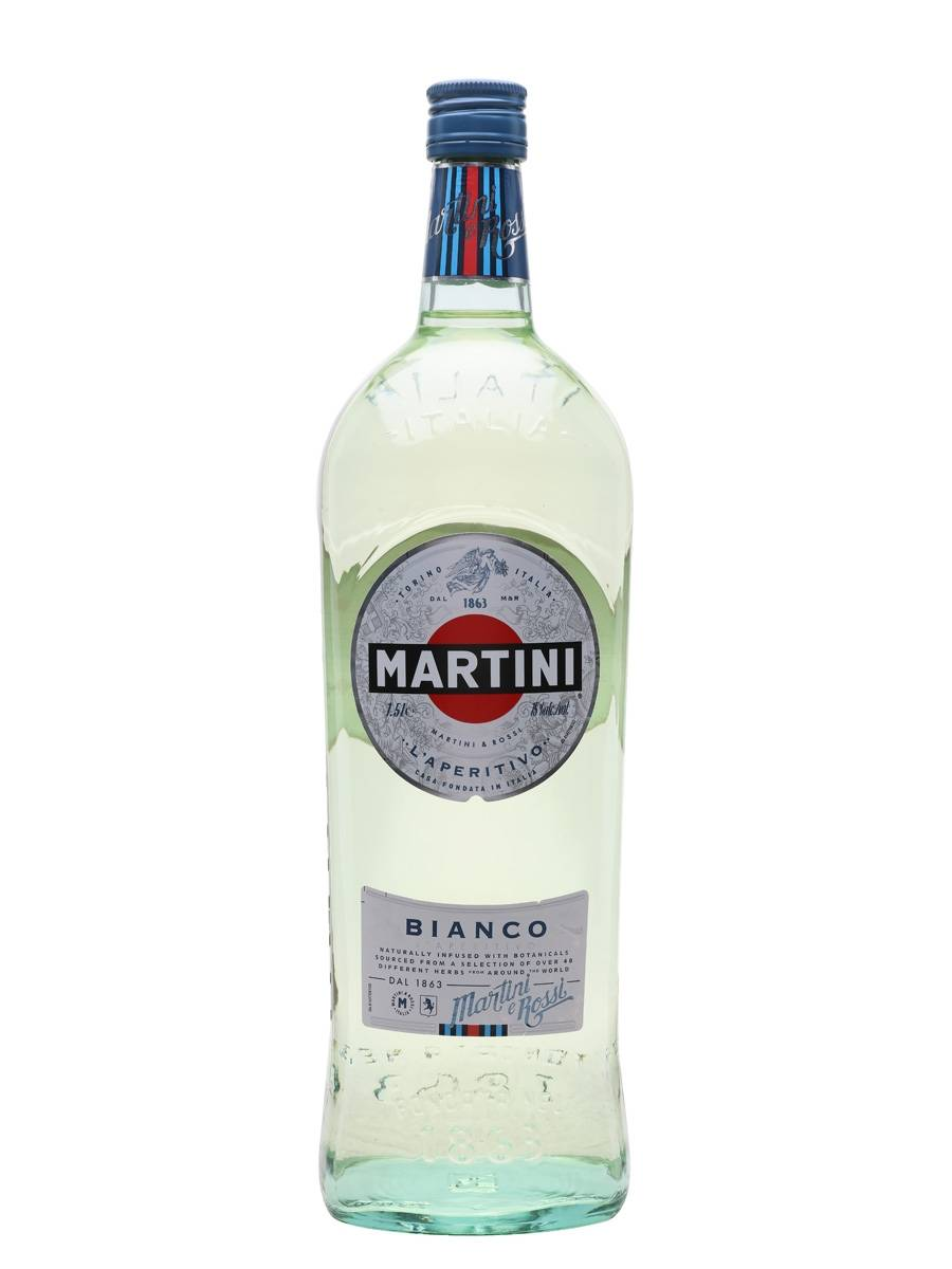 Обзор мартини бьянко
