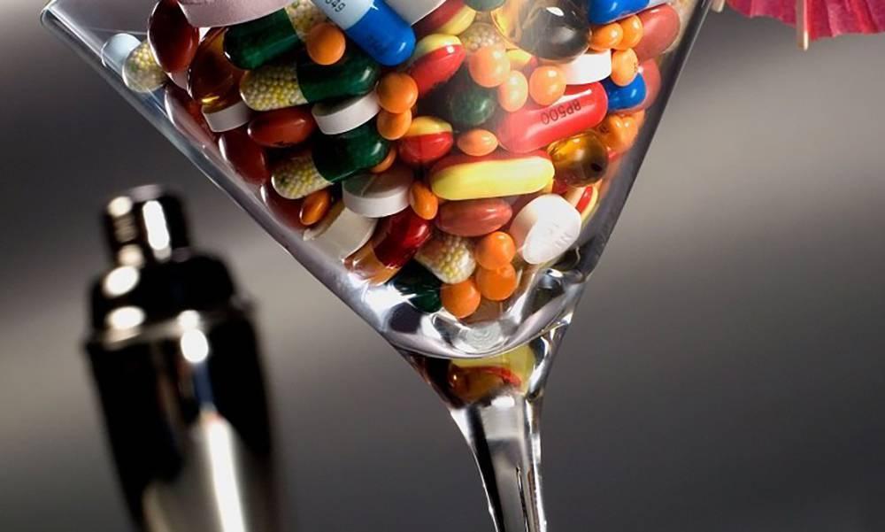 Можно ли пить обезболивающие после алкоголя
