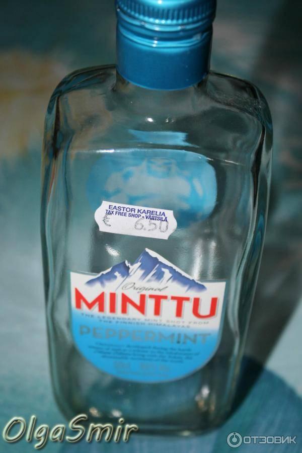 Ликер из финляндии минту: употребление, коктейли