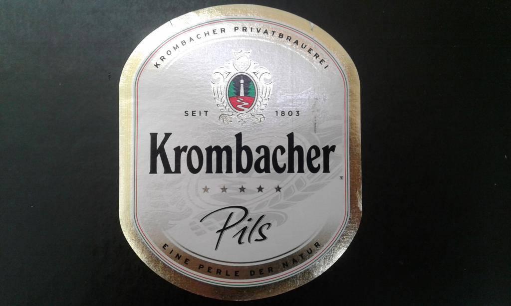 Лучшее пиво мира на beermonsters.ru  » blog archive   » история пива кромбахер. часть ii