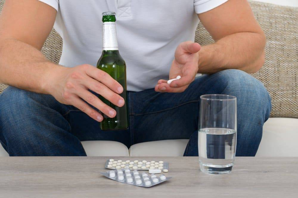 Совместимость пива и антибиотиков