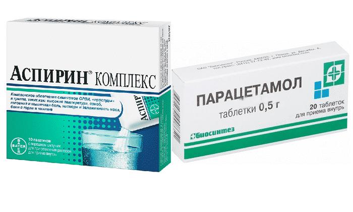 Парацетамол и цитрамон - можно ли принимать одновременно (совместимость)