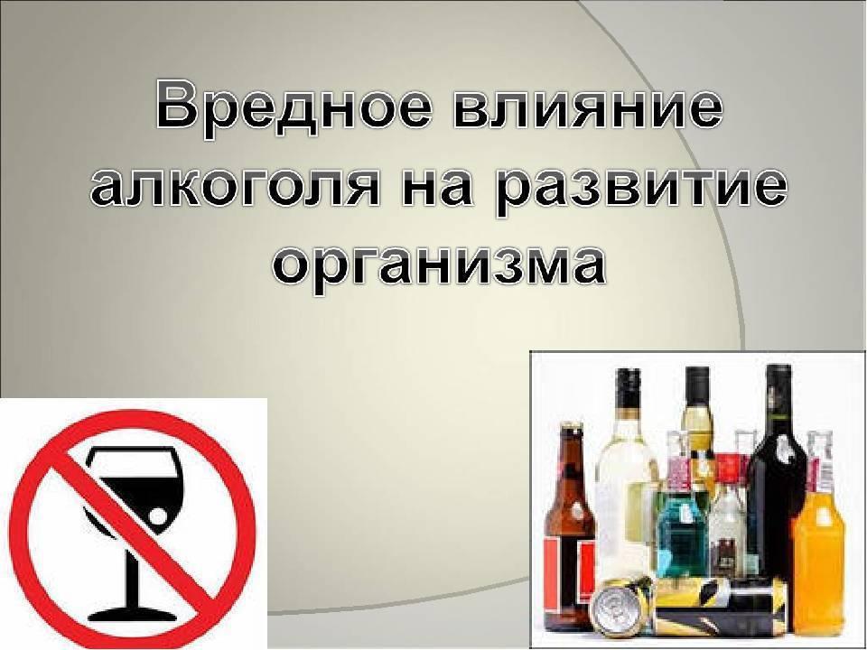 Влияние алкоголя на организм подростка – насколько опасен алкоголь?