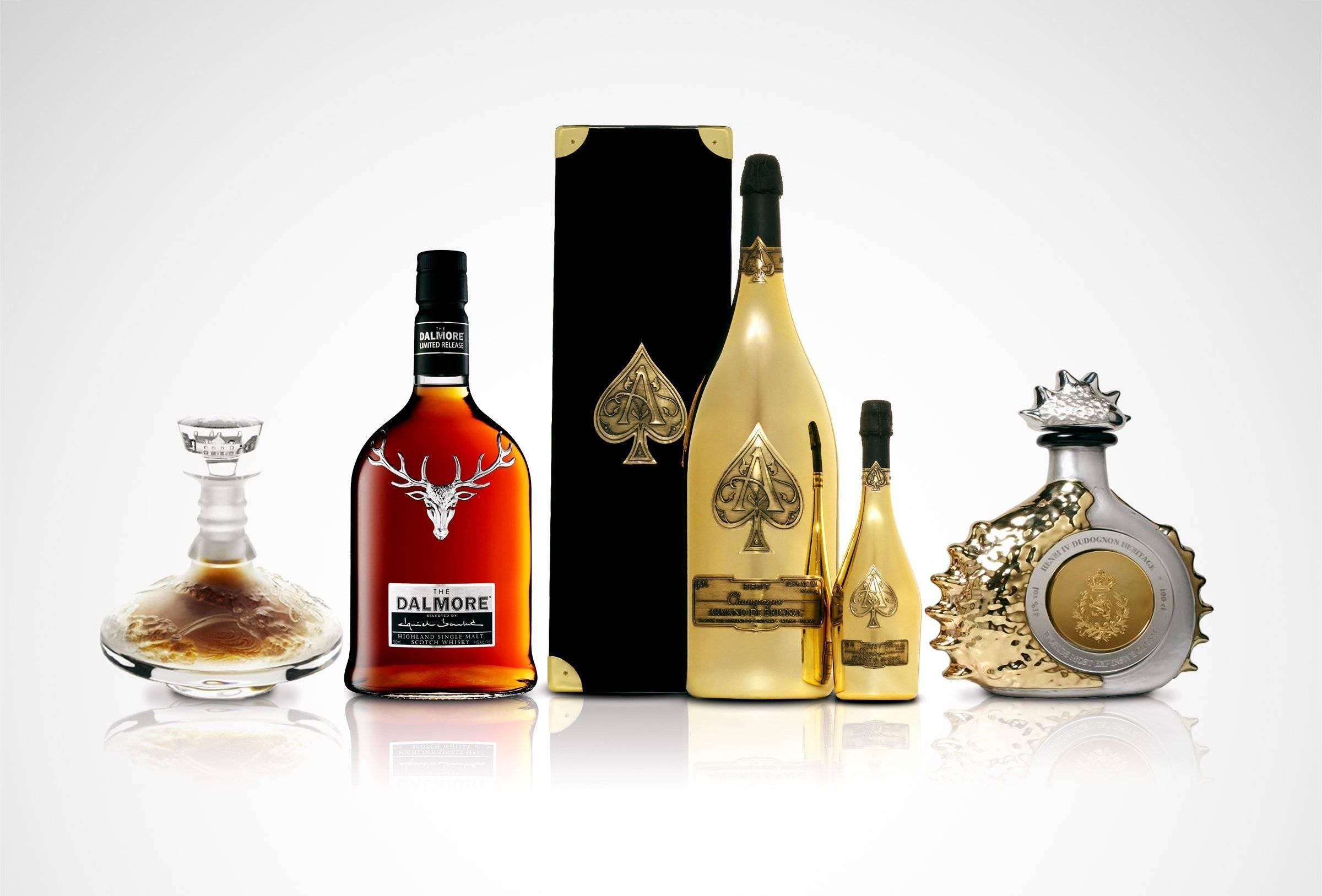 Какой он - самый дорогой в мире алкоголь?