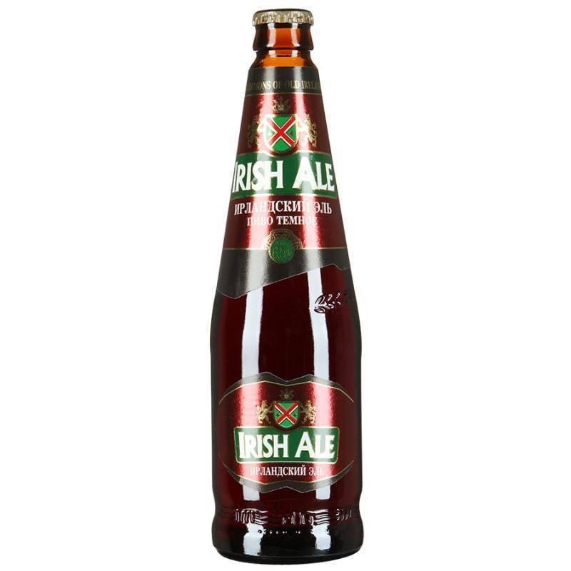 Ирландский эль: что это за напиток, чем отличается от пива, сколько градусов, из чего делают