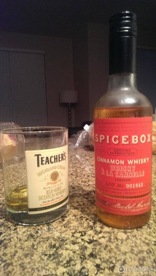 Обзор виски spicebox (спайсбокс)