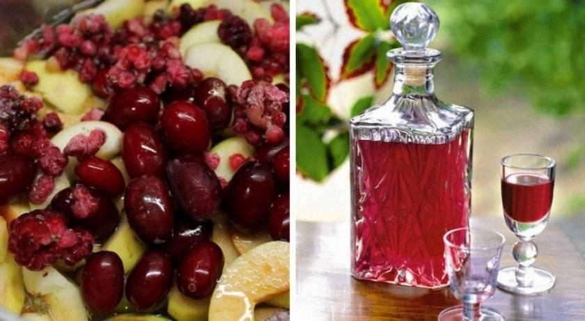 Как приготовить водку из кизила — самогон и всё о нём