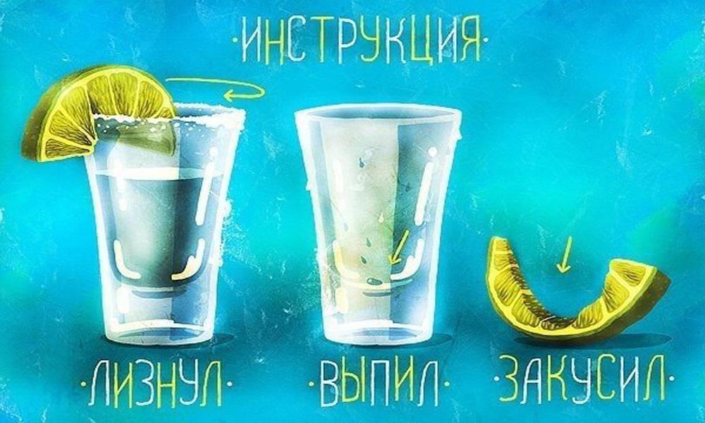 Что пьют с текилой? как пить текилу?
