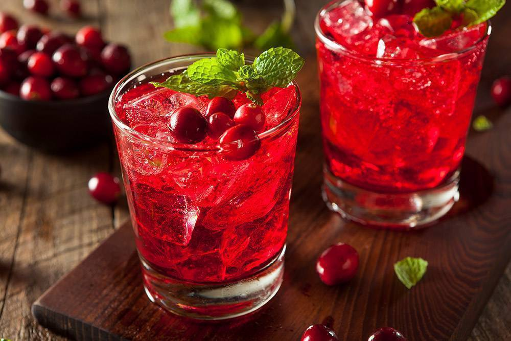 Пошаговые рецепты вина из клюквы