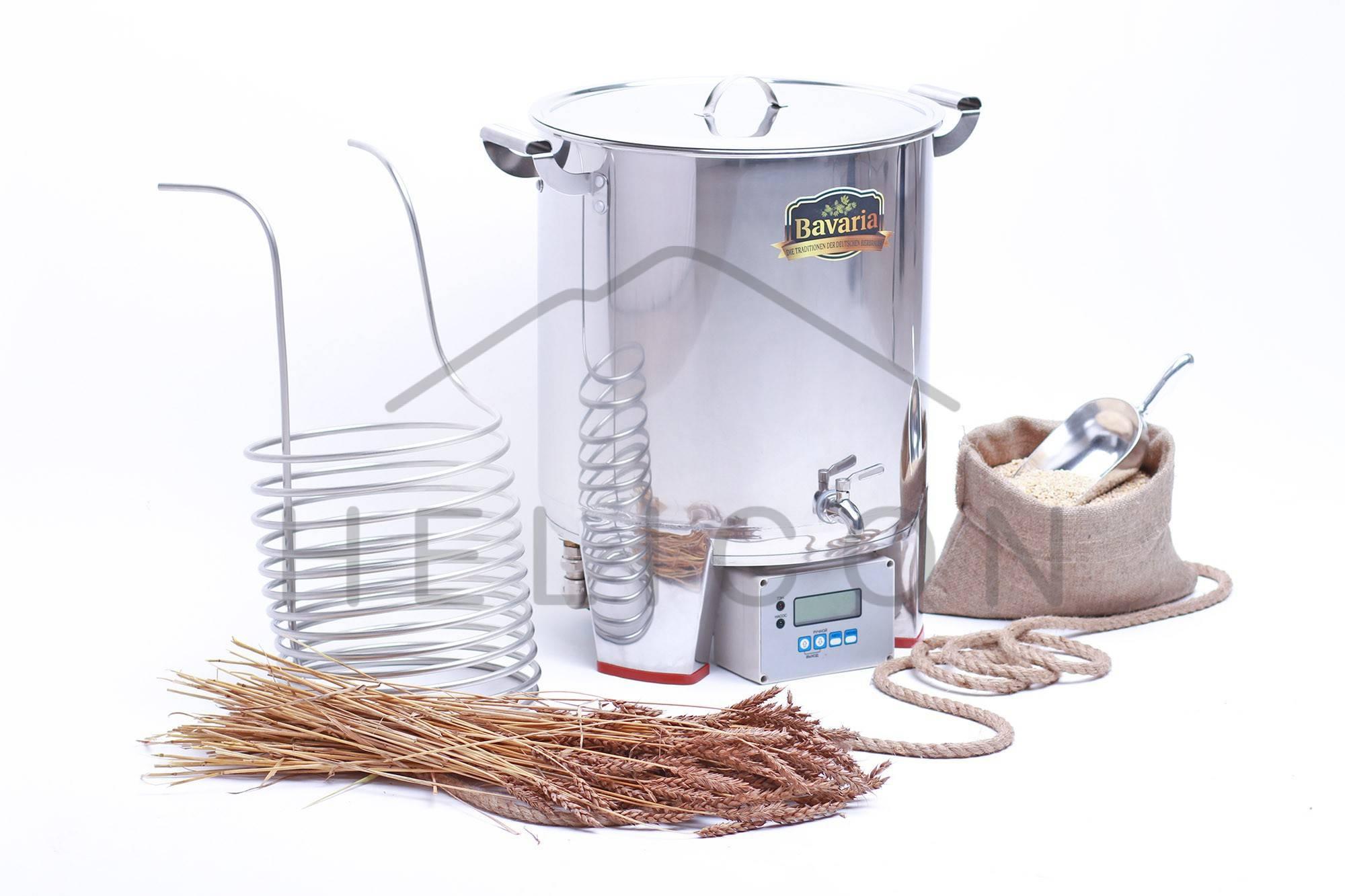 """Домашняя пивоварня """"бавария"""": обзор, особенности, рецепты и отзывы"""