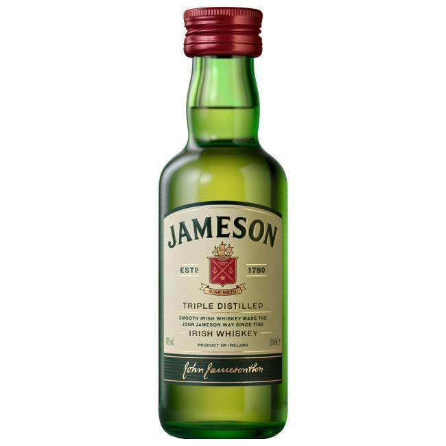 Виски jameson (джемесон): описание, виды, история марки