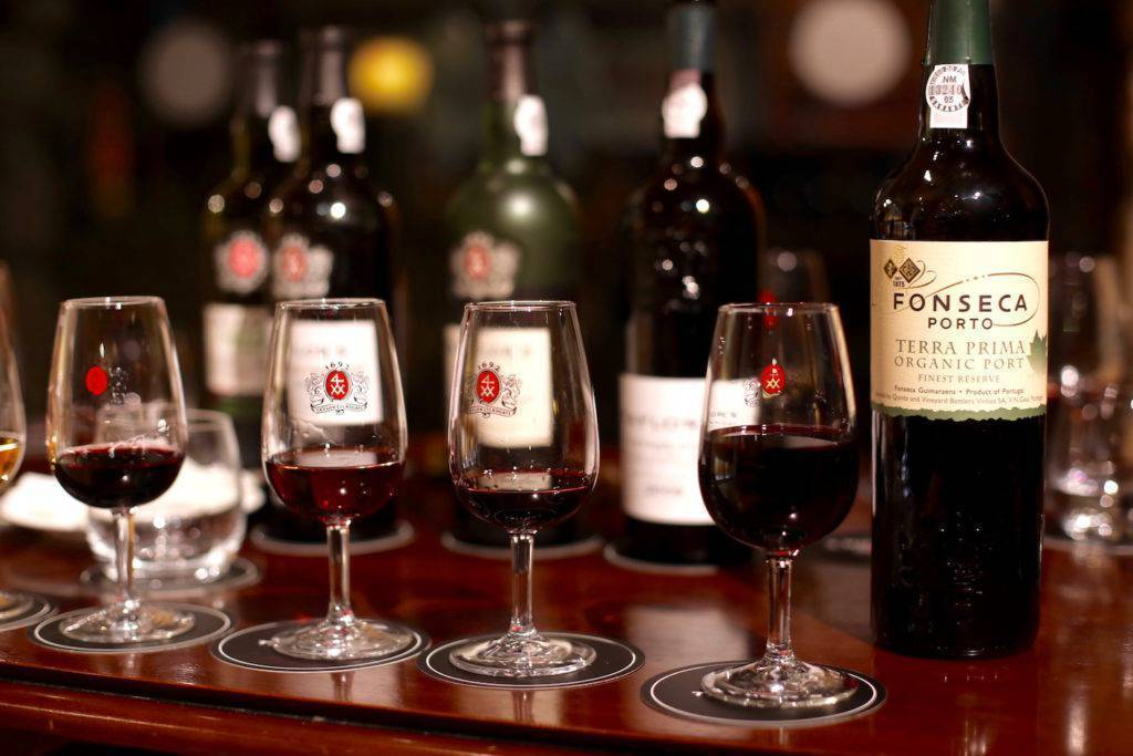Аристократический напиток – портвейн
