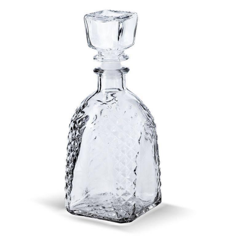 Штоф для водки — это мера объема или бутыль для спиртного