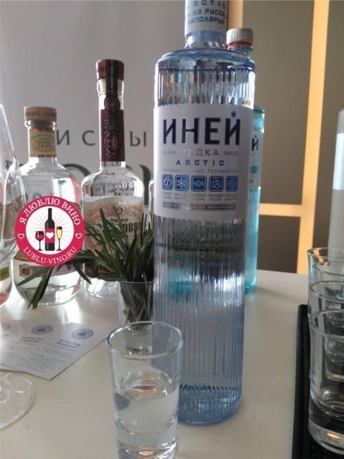 Обзор водки мороша